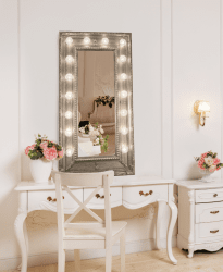 versaille-mirror-bedroom-antique-silver