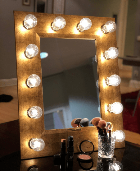 makeup-mirror-with-lights-gold
