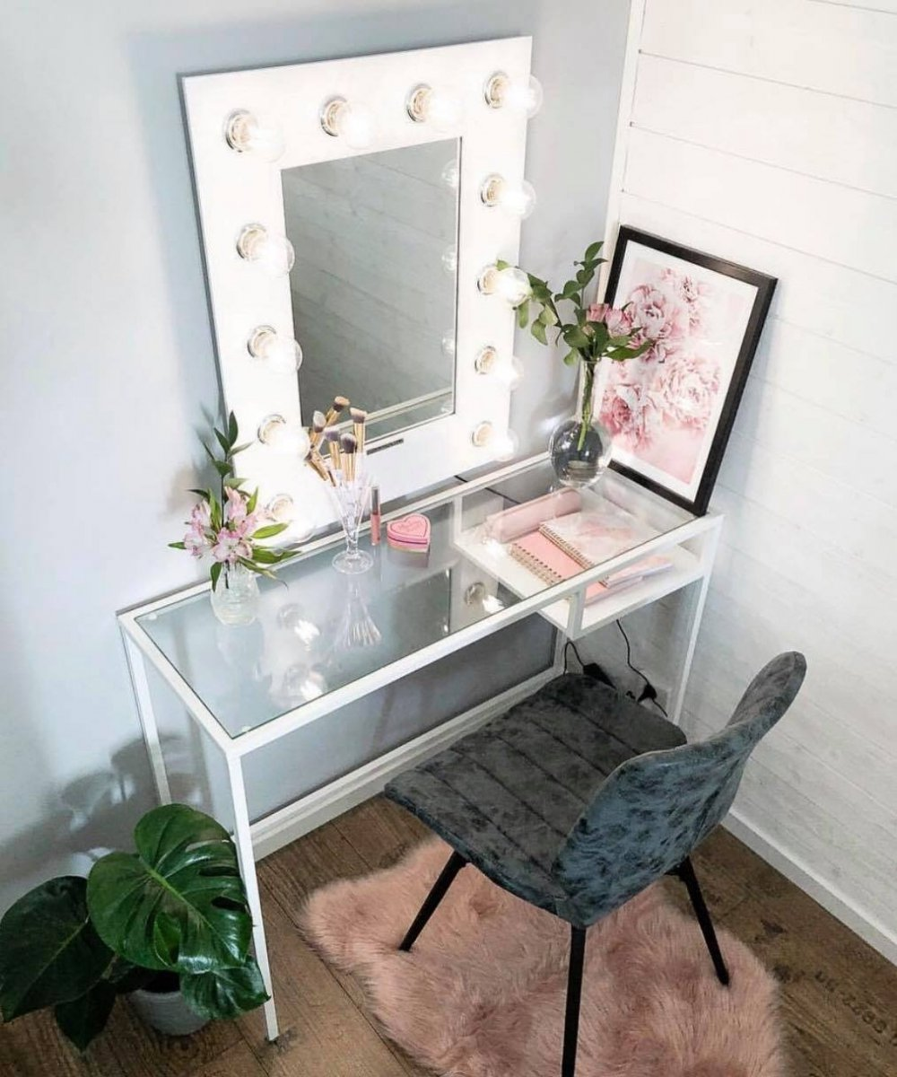 Vanity Table Mirror Bedroom